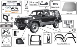 1900692 jeep body part diagram the jeep guy u s jeep diagram at arjmand.co